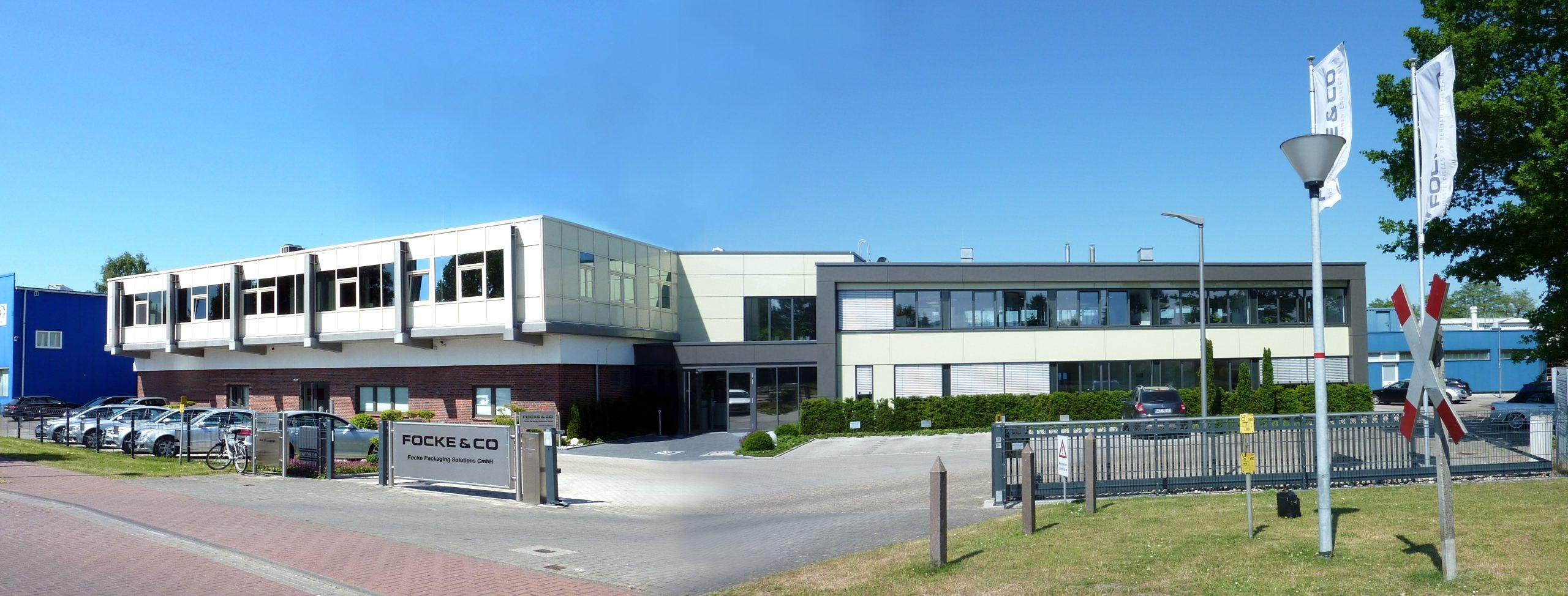2015 wurde am Standort Barßel neu gebaut. Aus der FOPAC wurde die Focke Packaging Solutions.