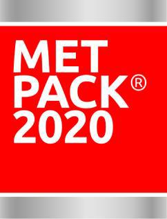 Auch die METPACK 2020 wird verschoben