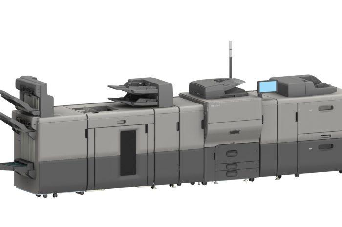 Neues System für Einzelblatt-Farbdruck von Ricoh