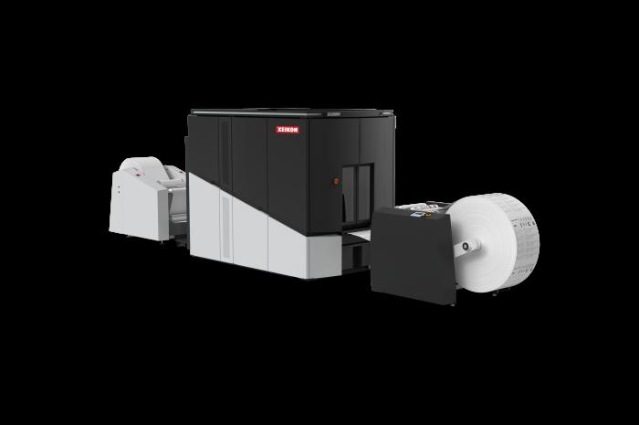 Xeikon kündigt neue Druckmaschine mit SIRIUS-Technologie an