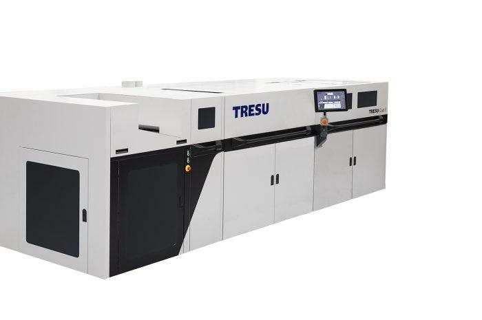 TRESU stellt sein Lackmodul  iCoat II vor