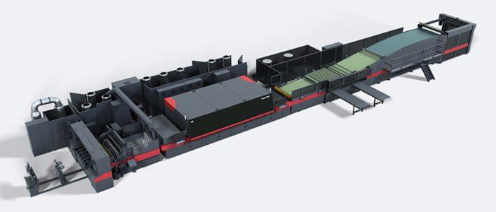 Wellpappen-Digitaldruck mit der EFI Nozomi C18000