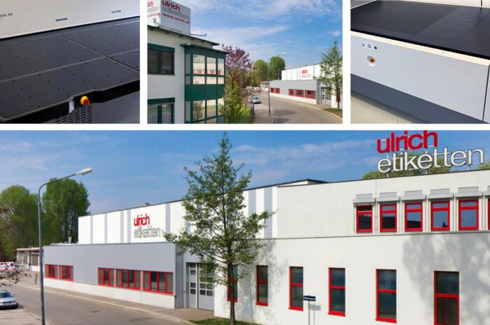 Ulrich Etiketten setzt auf Kodak Flexcel NX-System
