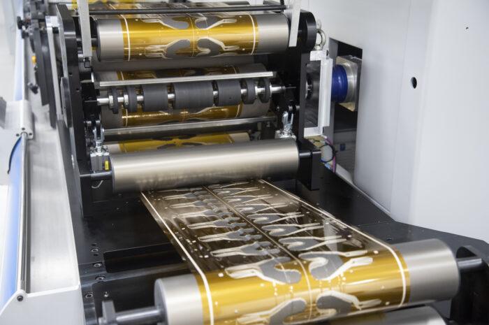 Heidelberg startet Produktion gedruckter organischer Elektronik