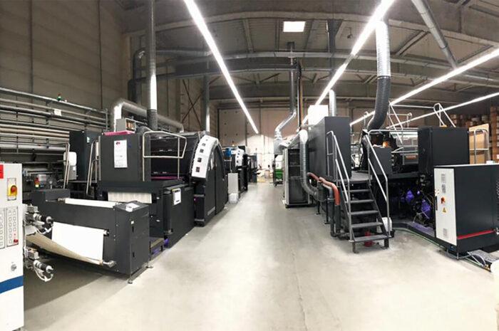 GGP Media installiert weitere Inkjet-Rollendruckmaschine von HP