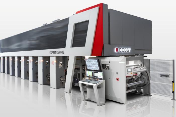 Bobst präsentiert neue Tiefdruckmaschine