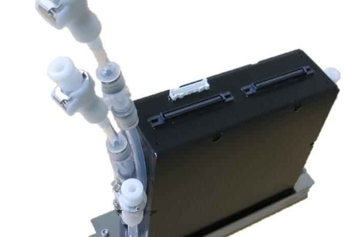 Kyocera: Neue Inkjet-Druckköpfe mit 1200 dpi und Tintenzirkulationssystem